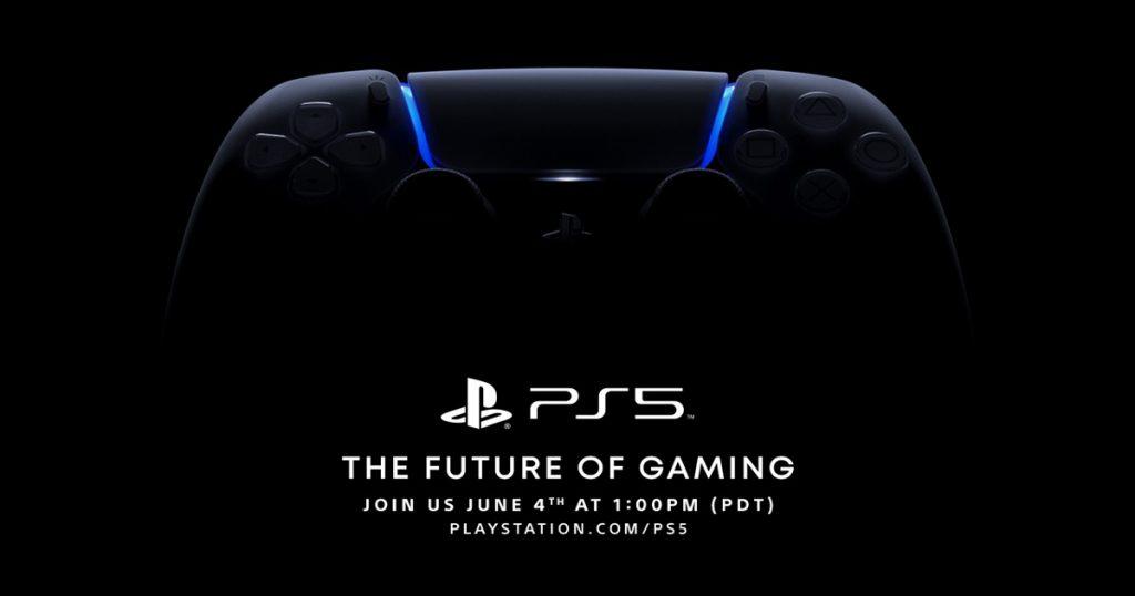 Sony anuncia evento de presentación del nuevo PS5 y primeros juegos
