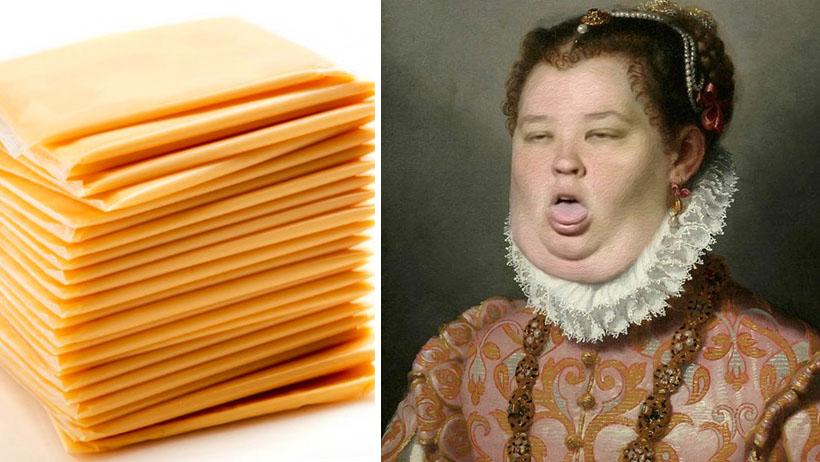 Personas que les guste el queso amarillo recibirán tratamiento psicológico