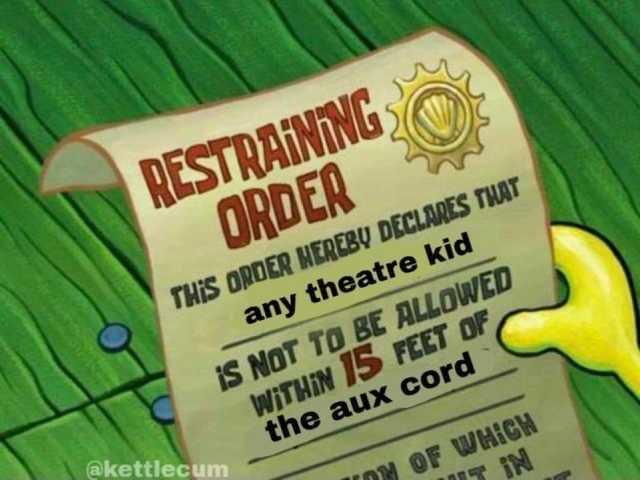 orden de restriccion bob esponja