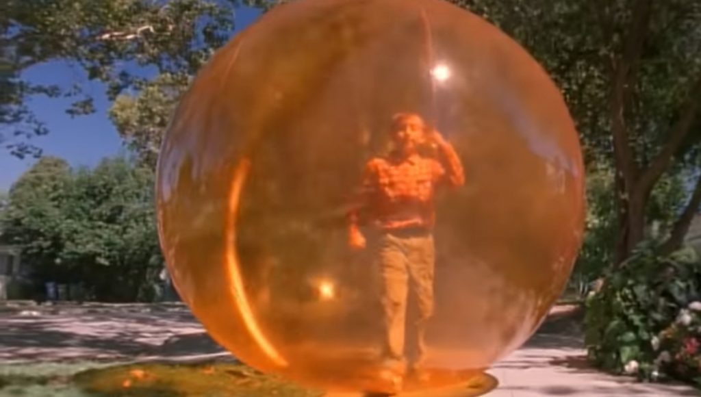 Crearán burbuja estilo Dewey para runners que insisten salir en cuarentena