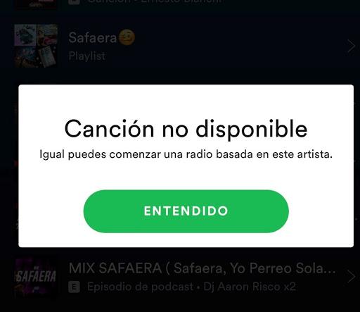 Safaera Spotify