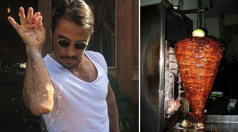 """Prepara tu babero: el chef """"Salt Bae"""" abrirá un restaurante en México"""