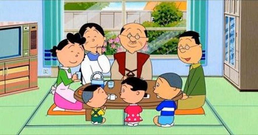 Suspenden por Covid-19 anime Sazae San, el más viejo en TV; llevaba 45 años al aire