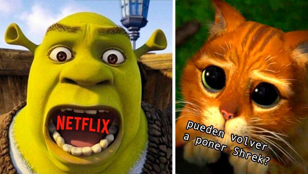 Netflix - Shrek