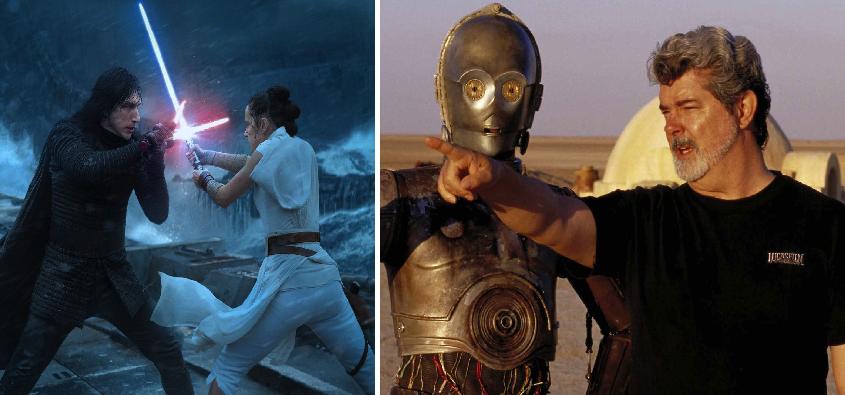 Qué tan mala fue 'The Rise of Skywalker' que George Lucas podría lanzar una edición modificada