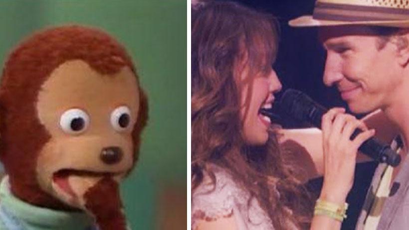 """¡Ah, la traición, hermano! Thalía y Erik Rubín suben video cantando muy """"juntitos"""""""
