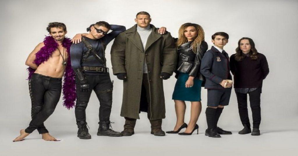 Al estilo cuarentena: The Umbrella Academy revela fecha de estreno de nueva temporada