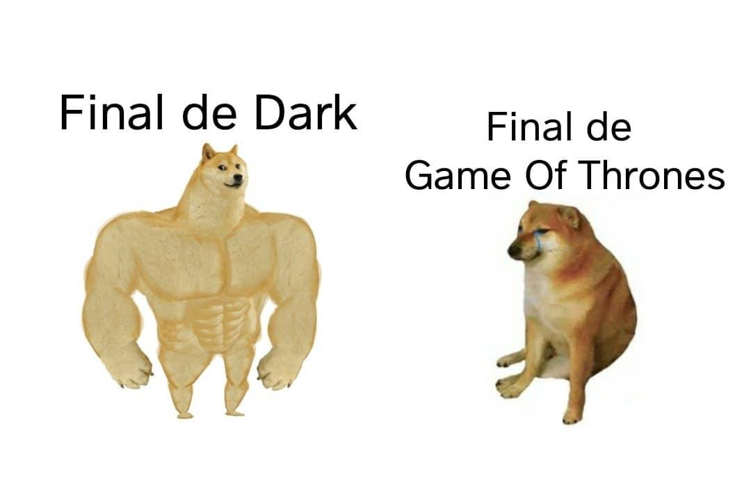Dark Game of Thrones meme