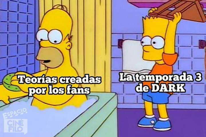 dark memes teorías fans