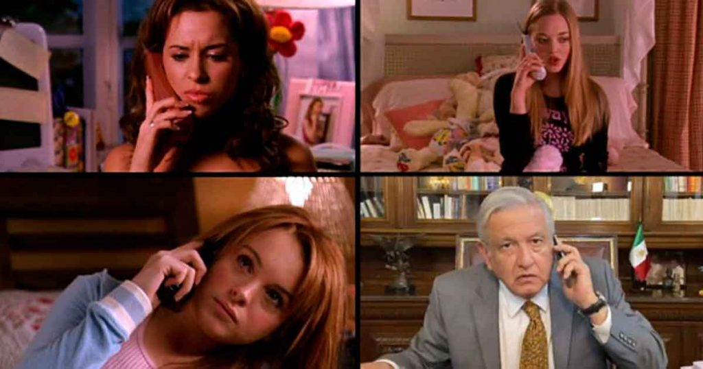 12 memes que nos dejó AMLO llamando por teléfono