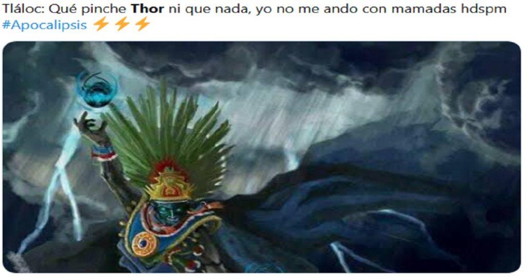 La furia de Tláloc: memes de la tormenta apocalíptica que azotó la CDMX