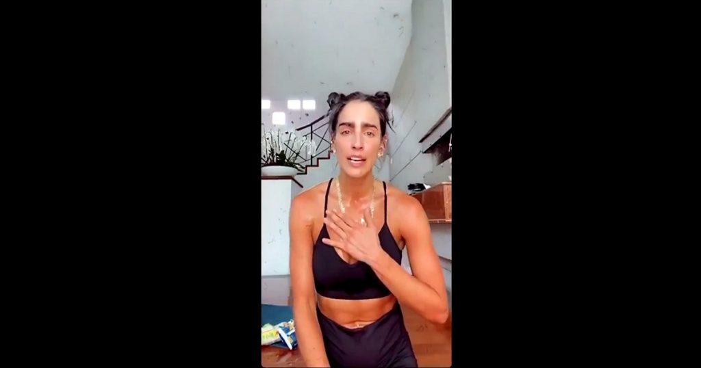 Agarró sus pesas y se fue: Bárbara de Regil cierra su Twitter tras críticas