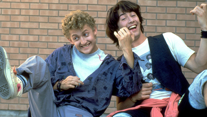 Bill & Ted Excellent Adventure