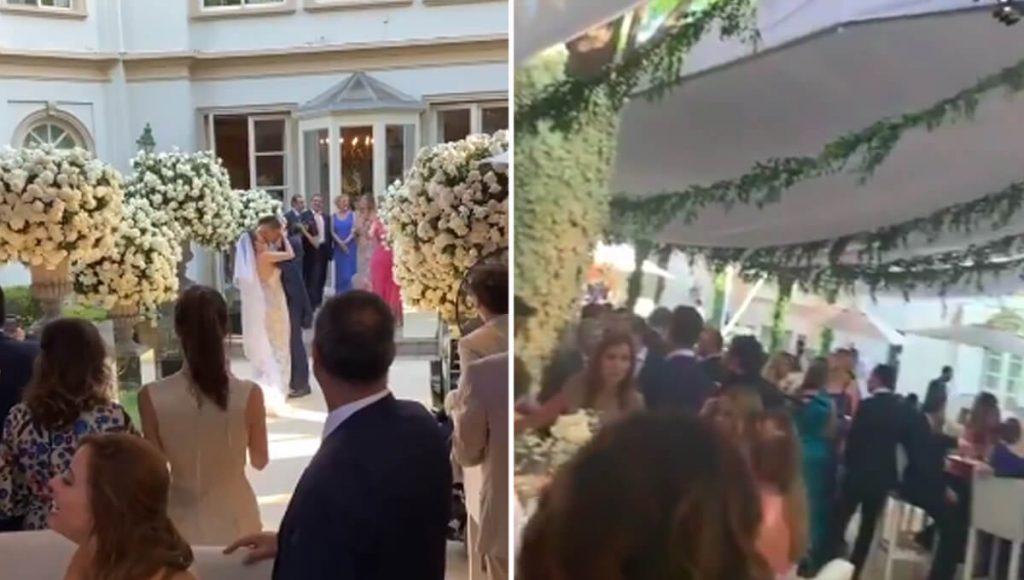 Monterrey ¿otra vez tú?: Realizan lujosa boda y generan posible rebrote de Covid_19