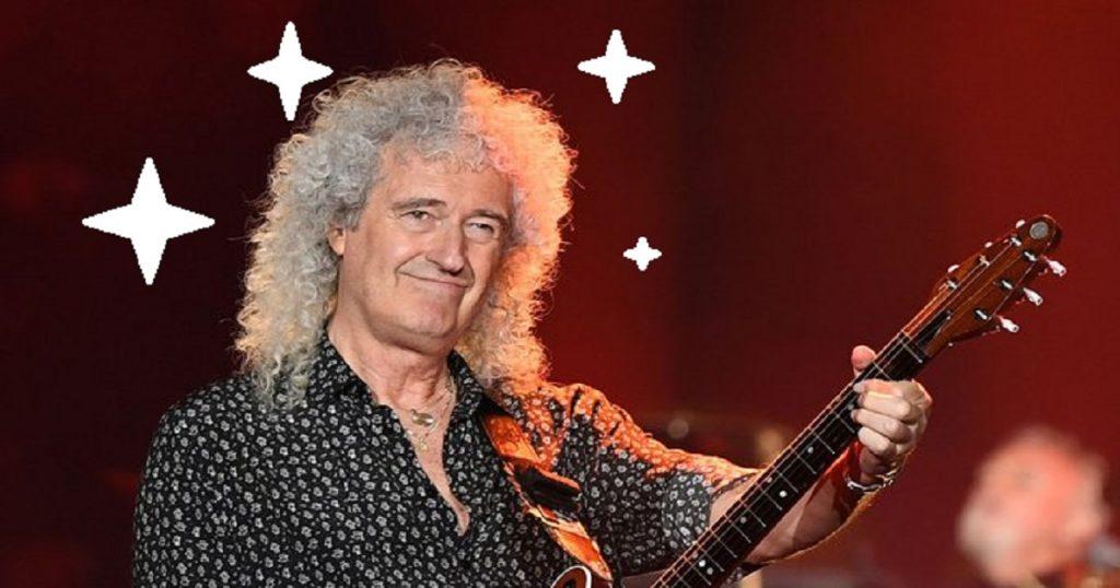 Estrella de rock y astrofísico: Brian May publica artículo sobre asteroides