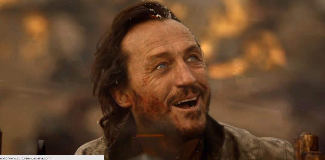 bronn game of thrones smile