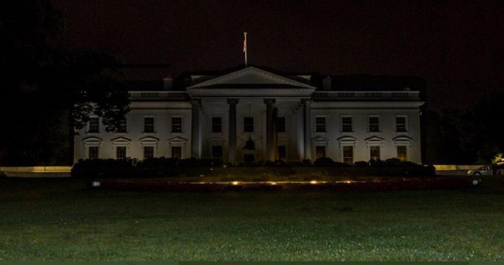 Top Secret nivel: Así es el búnker donde Trump está escondido en la Casa Blanca