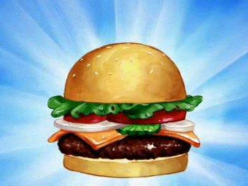 Cangreburger Bob Esponja