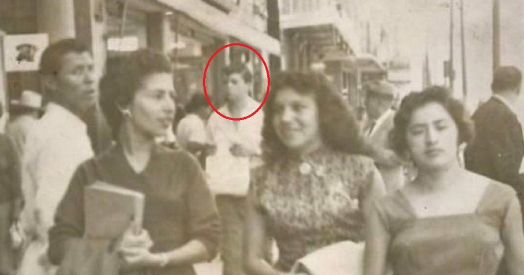 Viajero en el tiempo: Encuentran a Chabelo en foto de hace 70 años
