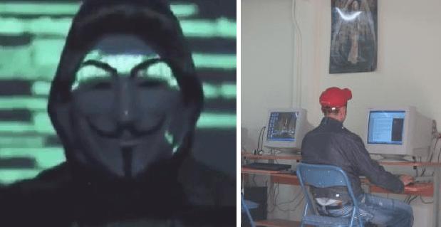 Revelan que a Anonymous se le acabó la hora en el ciber y por eso ya no aparece