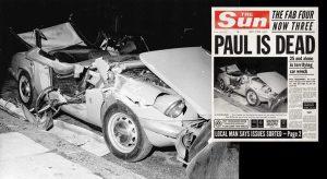 PAUL MCCARTNEY PAULISDEDAD COMIC BEATLES DEFORMA