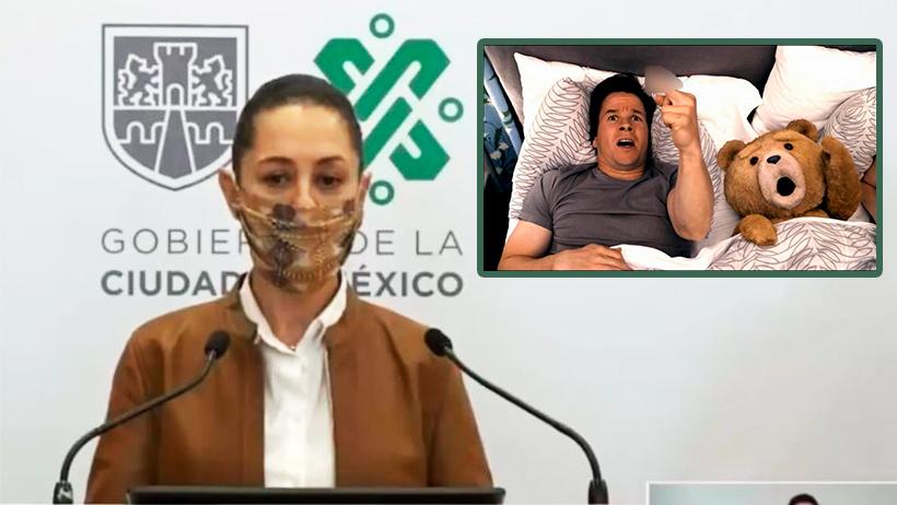 Cover CDMX Relampamigos Por Siempre Trueno Claudia Sheinbaum