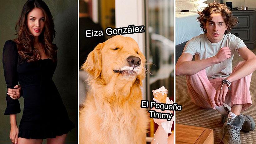 Cover Eiza Gonzalez Timothée Chalamet Los Cabos TMZ