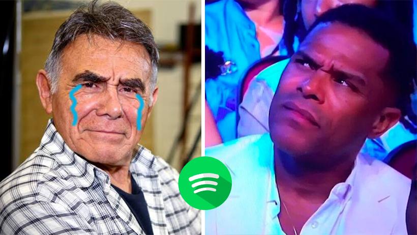Cover Hector Suárez Spotify Canciones