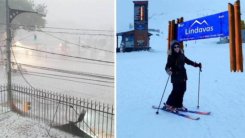 Cover Nevada CDMX Ski Resort