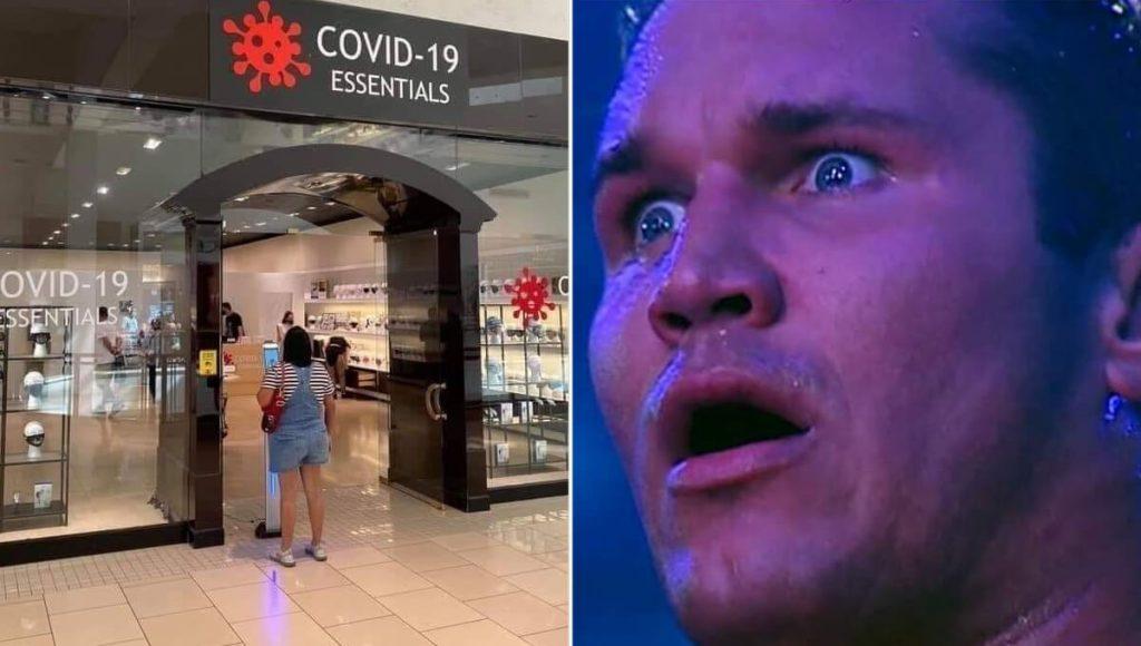 No puedes porque no quieres nivel: abren Covid_19 Essentials en plaza comercial