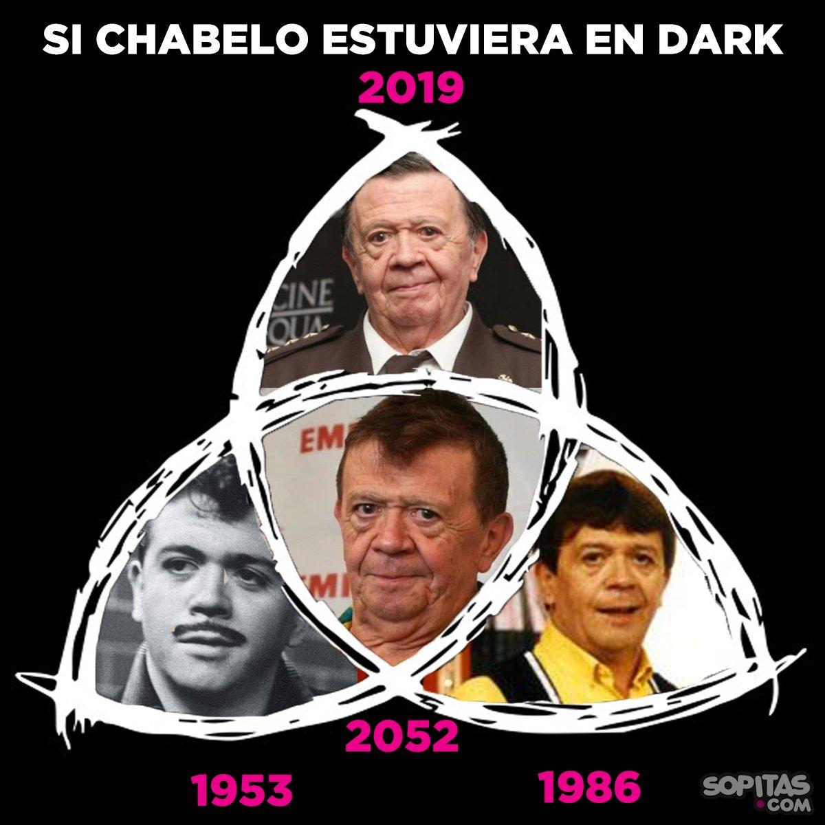 dark chabelo