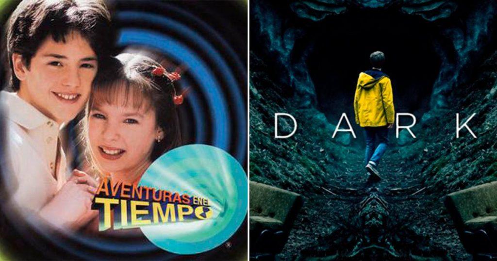 Dark aventuras en el tiempo meme