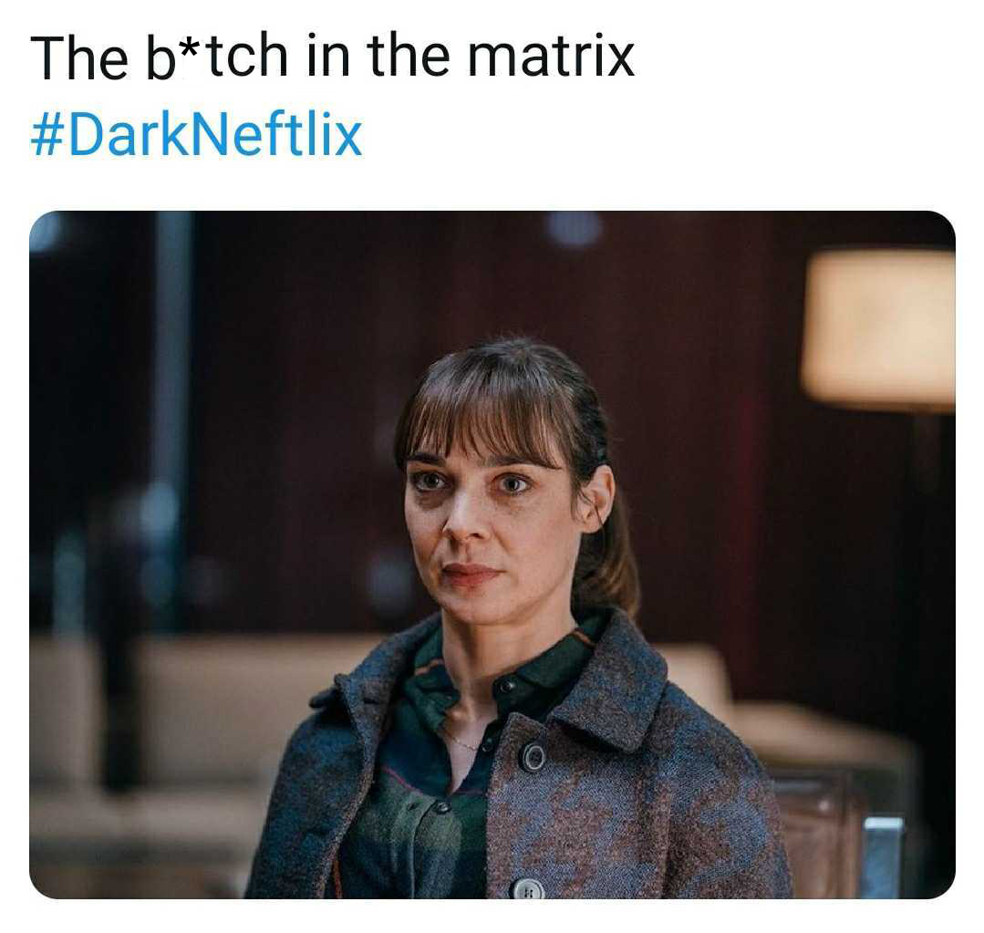 Dark Hannah Meme matrix