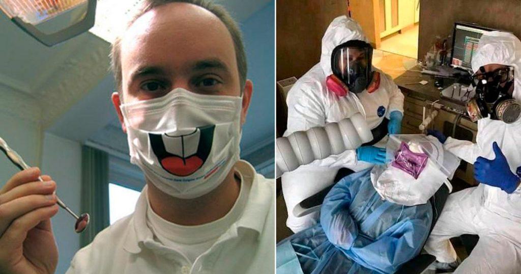 Dentista descubren no critica trabajo dentista anterior meme