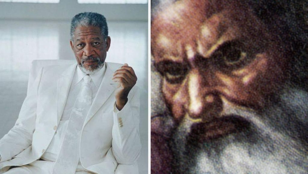 Dios Morgan Freeman