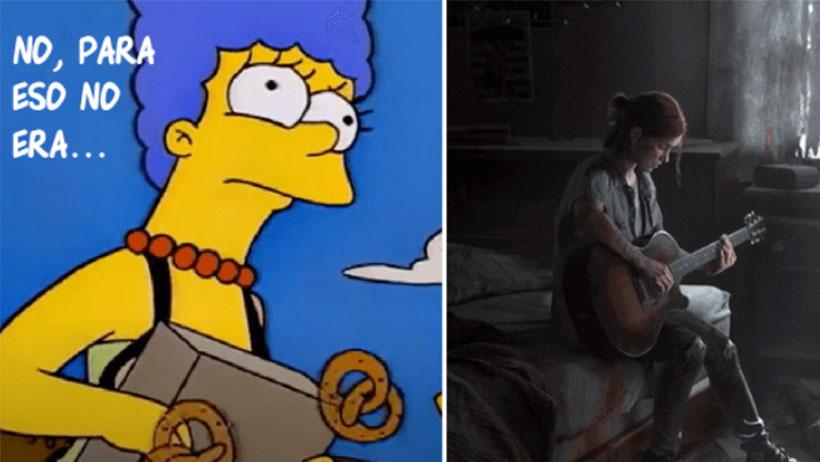 Los gamers están usando la guitarra en The Last of Us II para tocar rolas en lugar de jugar