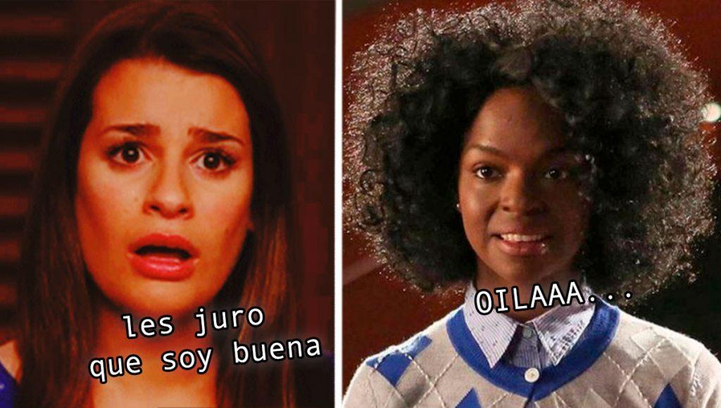 """""""Rachel"""" de Glee se quiso hacer la solidaria pero una compañera ventiló una dura verdad"""