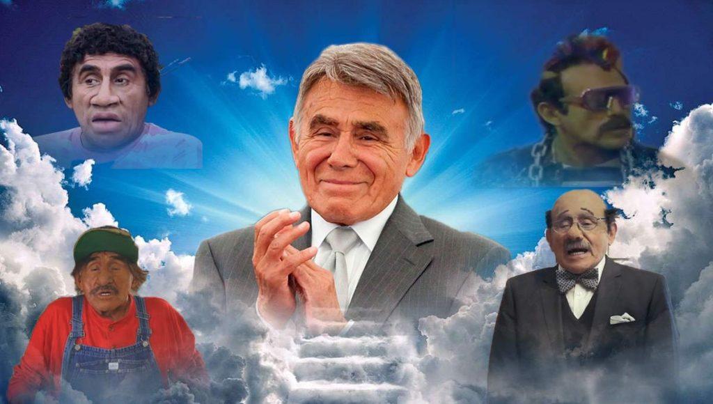 Lo que nos faltaba: falleció el gran Héctor Suárez y toda la comedia está de luto