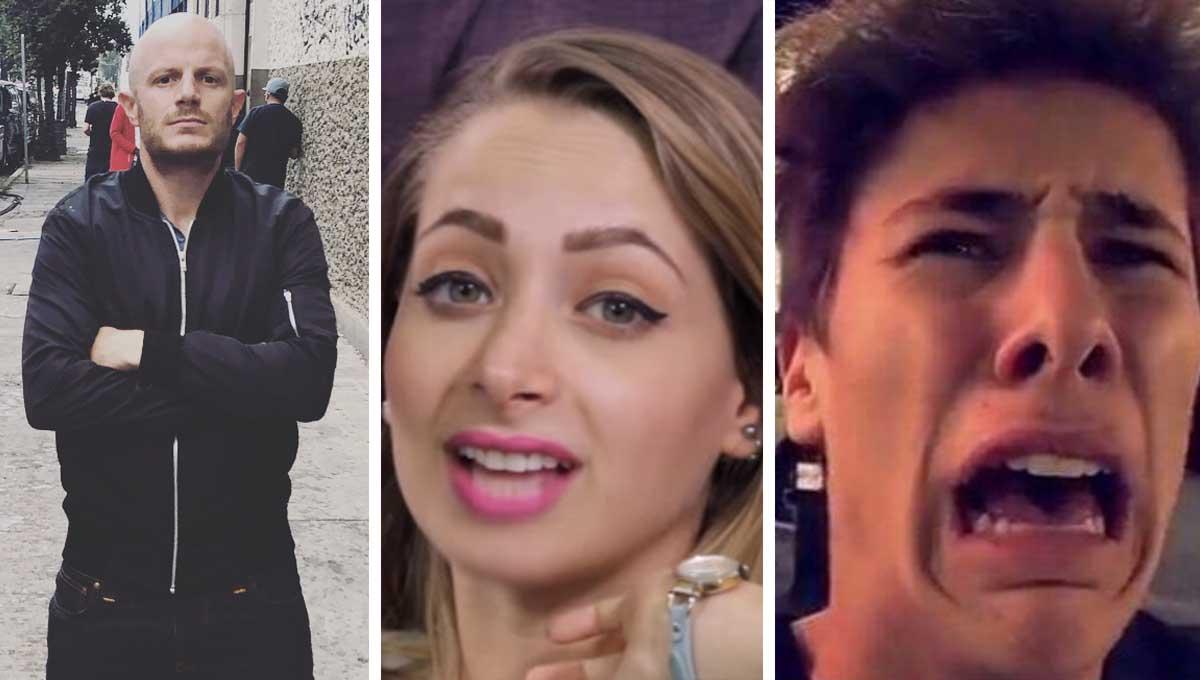 Influencers que han sido cancelados