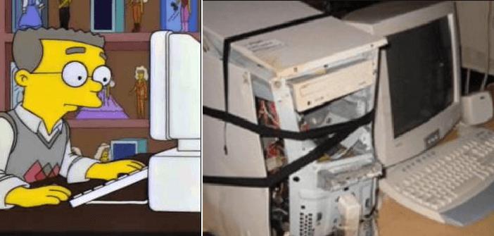 Ingeniero en sistemas confundido luego de que no funcionara la compu tras reiniciarla