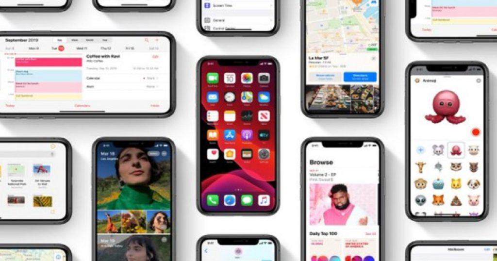 Filtran lista de modelos iPhone que tendrán el nuevo iOS 14