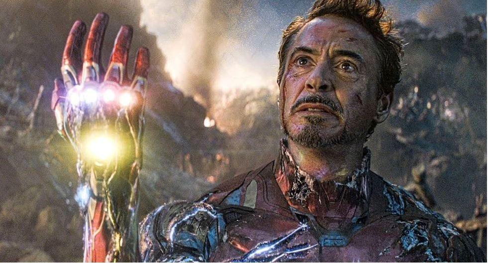 Iron Man death Avengers Endgame