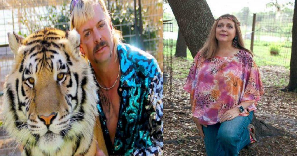 Perdió la batalla: Juez quita a Tiger King su zoo y se lo da a su archienemiga