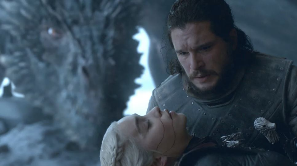 jon snow kills daenerys