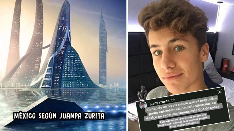 Otras 8 cosas que NO pasan en México según Juanpa Zurita