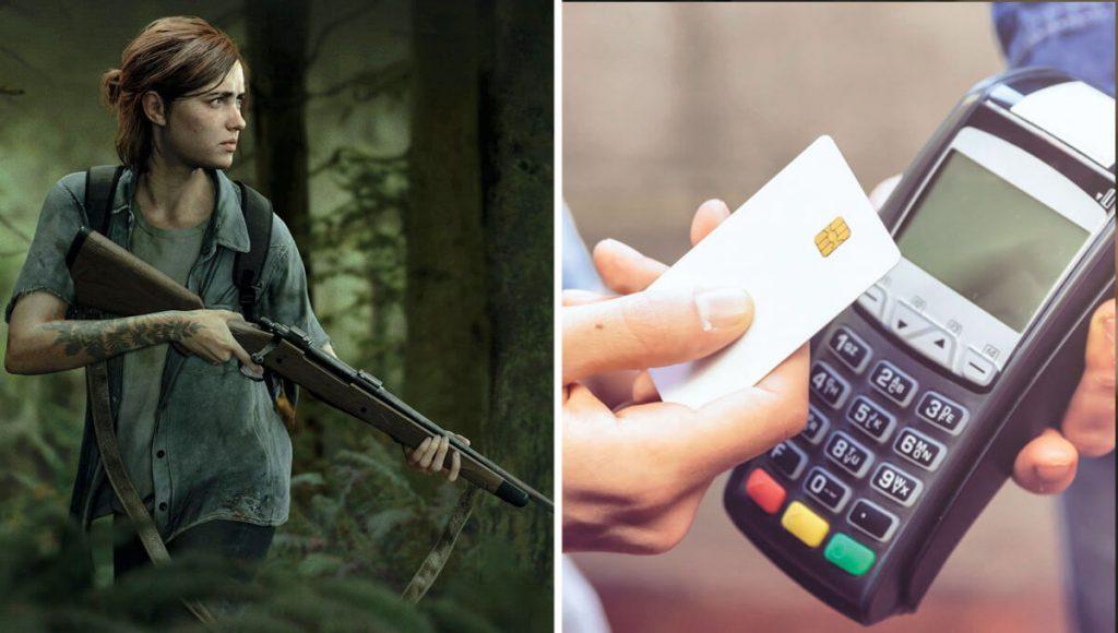 Persona que compró The Last of Us II a final de quincena, vuelve a limpiar su tarjeta para que pase