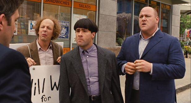 Los Tres Chiflados Three Stooges (2012)