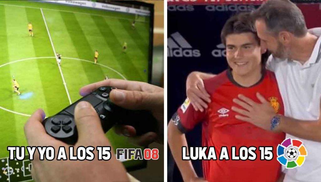 luka romero FIFA