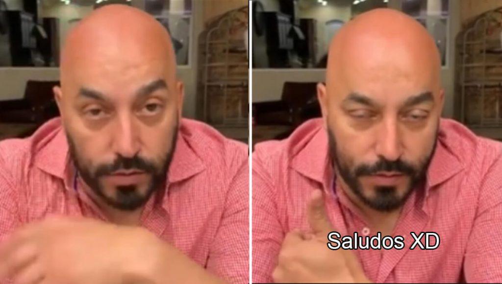 Lupillo Rivera publica video donde se le van los ojos y preocupa a medio internet