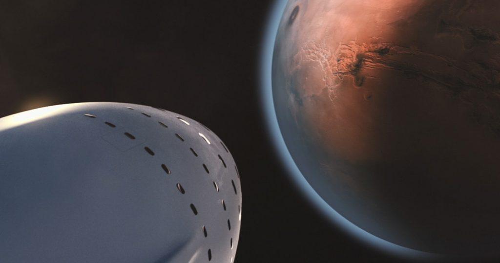 Marte tuvo un anillo a su alrededor y tal vez lo vuelva a tener revela investigación